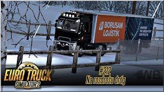 "Euro Truck Simulator 2 - #212 ""Na rozdrożu dróg"""
