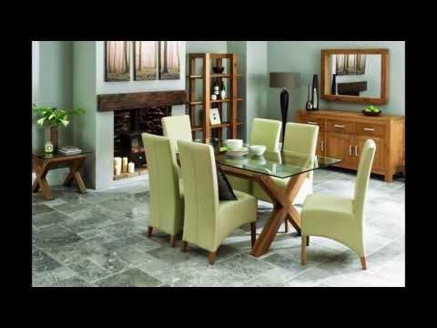www.brandedfurnituredirect.co.uk Lyon Oak Dining Room Furniture By Bentley Designs