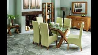 Www.brandedfurnituredirect.co.uk Lyon Oak Dining Room Furniture By Bentley Designs