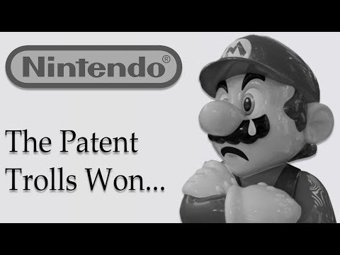 The Patent Trolls Have Won Against Nintendo (For Now)