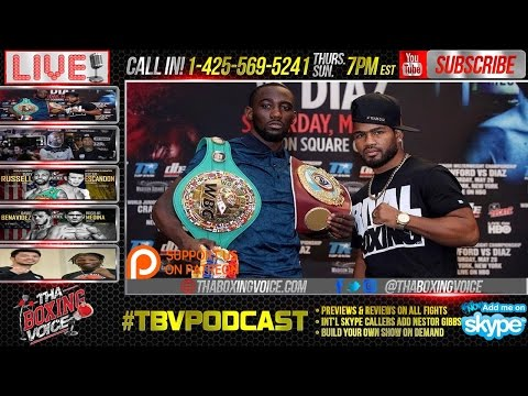 Terence Crawford vs Felix Diaz, Mayweather and Gervonta Davis to Conquer UK?
