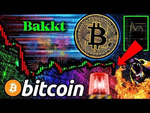 BITCOIN BEAR TRAP or $BTC BULLS TOTALLY EXHAUSTED?! Bakkt Volume SOARS!!