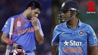 Yograj Singh targets MS Dhoni again as Yuvraj Singh makes a comeback to Team India