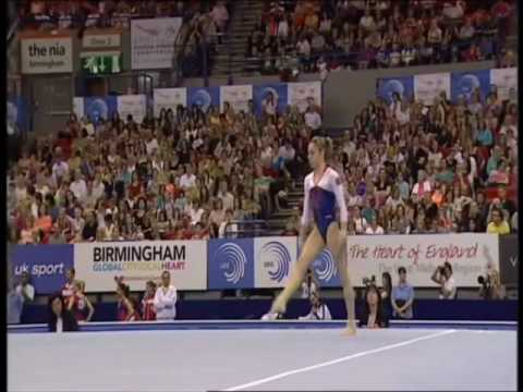 EUROS 2010 - French Gymnasts (floor) - YouTube