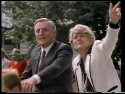 1984 Mondale/Ferraro Campaign Ad