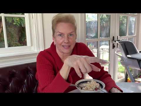 My Mom's Cuban Chicken Salad! How To!! | Perez Hilton