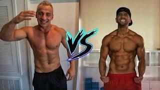 Vitalyzdtv VS FouseyTUBE Body Transformation