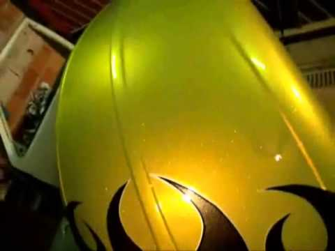 Pintura Candy  Amarelo Claro  YouTube