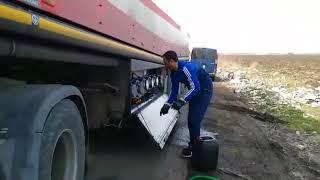 www.observatorulph.ro Jandarmi batuti de hotii de motorina Ciorani Prahova