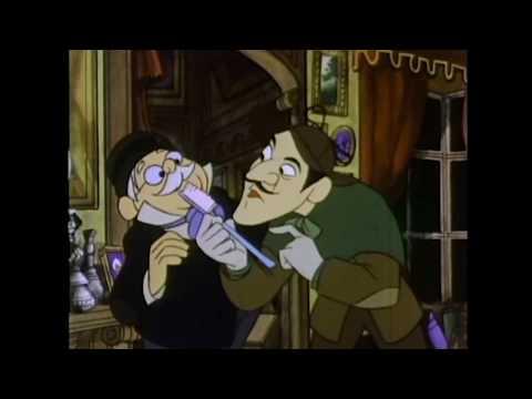 Publicité - Sherlock Holmes et les... dentaires !