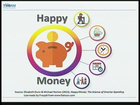 Happy Money ศาสตร์แห่งการใช้เงิน - วันที่ 25 Jun 2018
