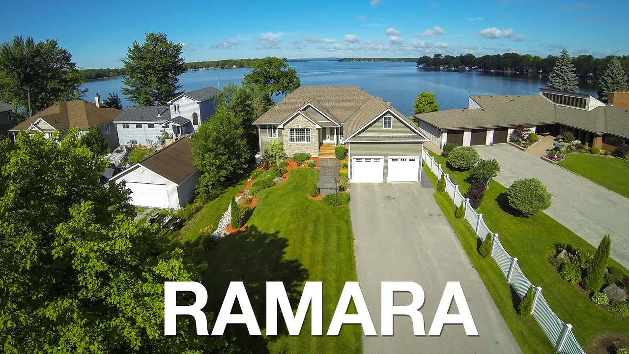 Waterfront Homes For Sale In Orillia Ontario