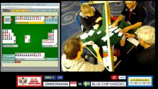 2016EWG BBO-1[CR] ZIMMERMANN vs BLUE CHIP SWEDES