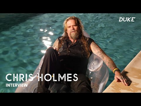 Chris Holmes - Pool Interview 2017 - Duke TV [VOSTFR]