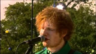 Ed Sheeran - The A Team - Live at Glastonbury Festival 2011 (BBC2) [HQ Audio]
