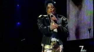 Michael Jackson Jackson 5 Medley / I'll be There LIVE in Bucharest 1996 HD