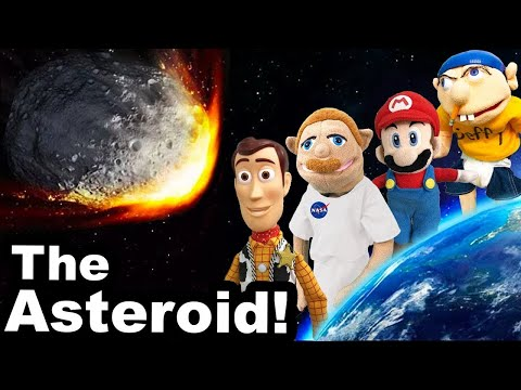 SML Movie: The Asteroid [REUPLOADED]