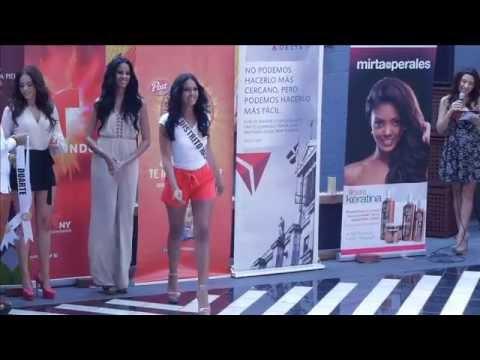 Presentación Oficial Candidatas | Miss Rep. Dominicana US | MRDUS