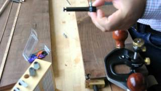 Veritas Inlay Kit For The Large Router Plane