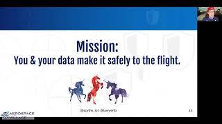 DEF CON Safe Mode Aerospace Village - Liz Wharton - Airport Hacking Choose Your Own Adventure