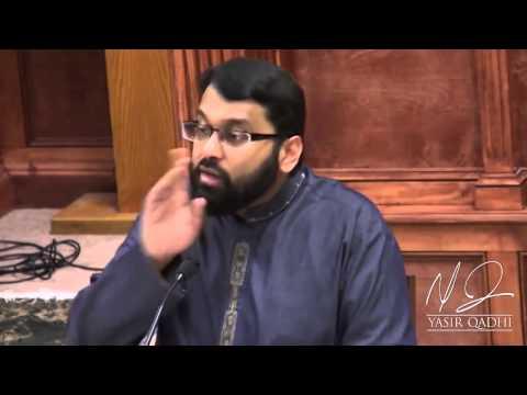 Yasir Qadhi on Hizbut Tahrir (My refutation in the description)