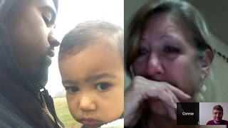 "Kanye West ""Only One"" Video Reactions from Moms & Their Complex Kids."