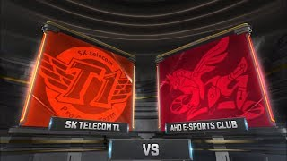 #17 Worlds 2017 / Day 3 / SKT vs AHQ 1/2 / League of Legends worlds championship!