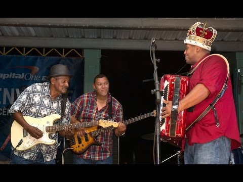 Clifton Chenier And His Red Hot Louisiana Band - I'm Here!