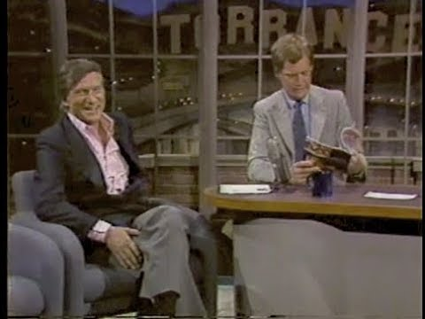 Hugh Hefner on Late Night, May 15, 1985