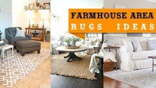 70+ Popular Farmhouse Area Rugs for 2018