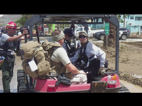 Beverly-Based FEMA Team Returns From Puerto Rico