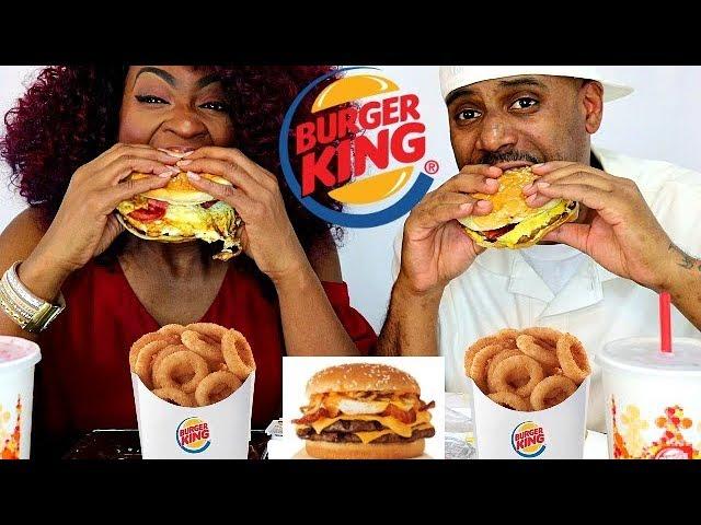 Burger King New Farmhouse King Burger Perfection