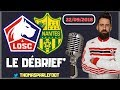 Video Gol Pertandingan Lille Metropole vs Nantes