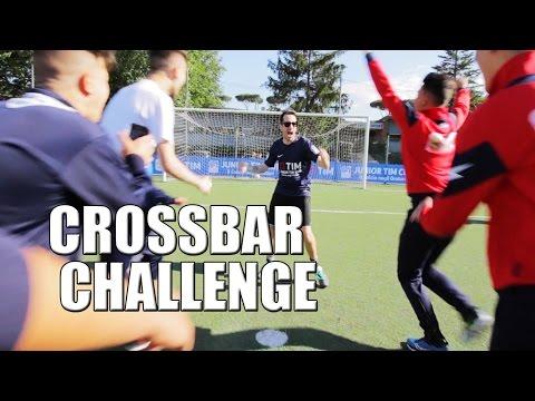 CROSSBAR CHALLENGE CON I FAN!! (TROPPE TRAVERSE)