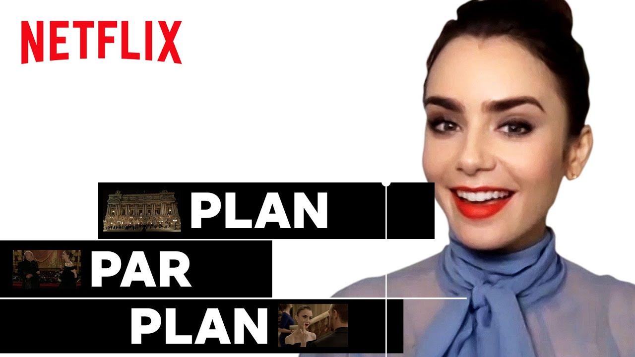 Emily in Paris : Lily Collins dévoile les coulisses du tournage | Netflix France