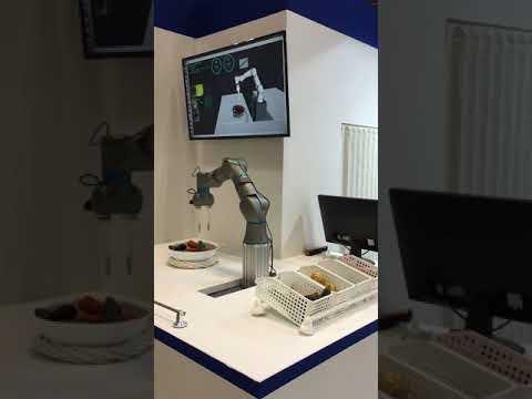 [Tokyo Robotics] Deep learning demo at iREX2017