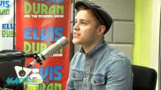 Olly Murs Interview @ Z100 07/06/2012