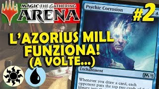 (ITA) Fun Deck: Azorius Mill #2 (MTG Arena)