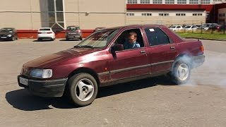 Дешёвки. Ford Sierra 2.0 за 25 тысяч рублей.
