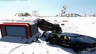 Next Car Game - Brutal Crash Montage #1
