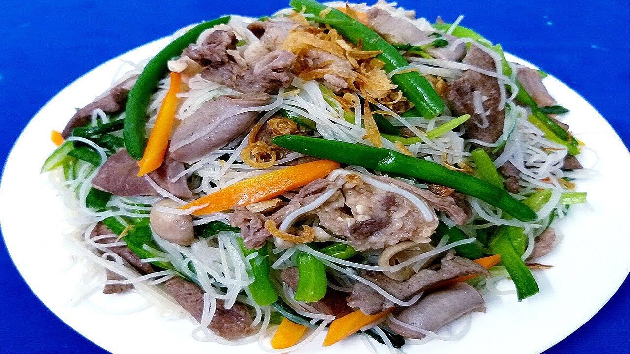 Cách làm món HỦ TIẾU KHÔ XÀO ngon hấp dẫn của người Miền Tây by Hồng Thanh Food