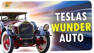 Nikola Teslas Wunderauto - Erfand er den Raumenergie-Antrieb? | ExoMagazin