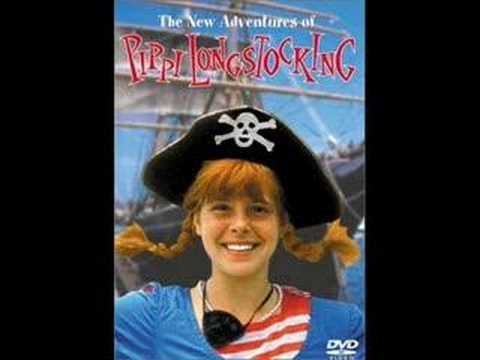 The New Adventures Of Pippi Longstocking.