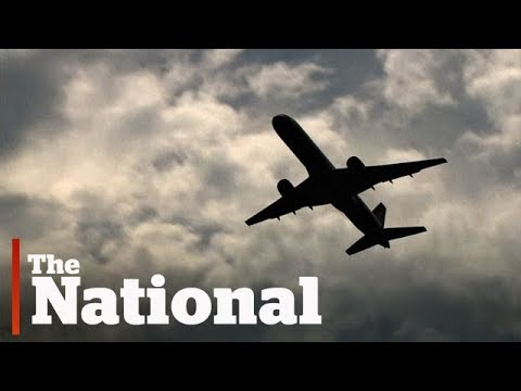 Severe airline turbulence rising because of climate change, study says