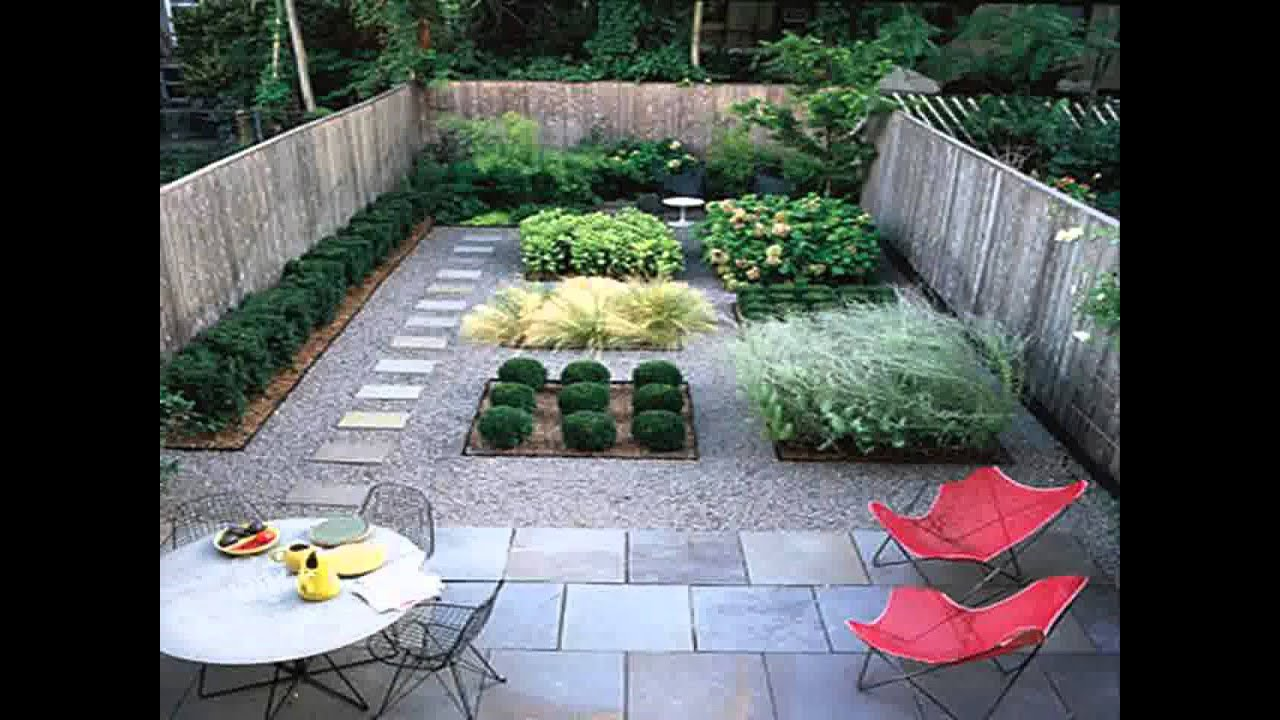 Small Home garden planting ideas