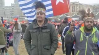 Free West Papua New Year's Dive 2017 - Scheveningen, The Netherlands - Stafaband