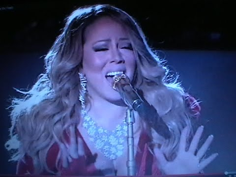 Mariah Carey Isolated Bad Vocals Parody