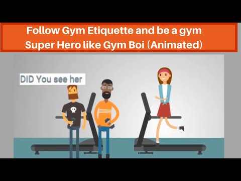 Gym Etiquette 101 Don't Break These 29 Unwritten Rules
