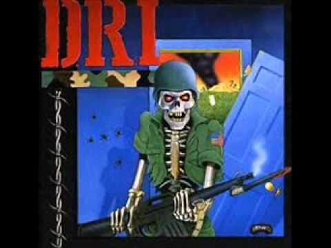 D.R.I - Balance Of Terror (Dirty Rotten LP)