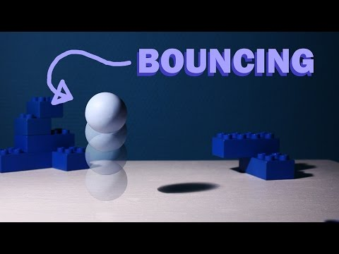 Stop Motion Basic Tips: Bouncing